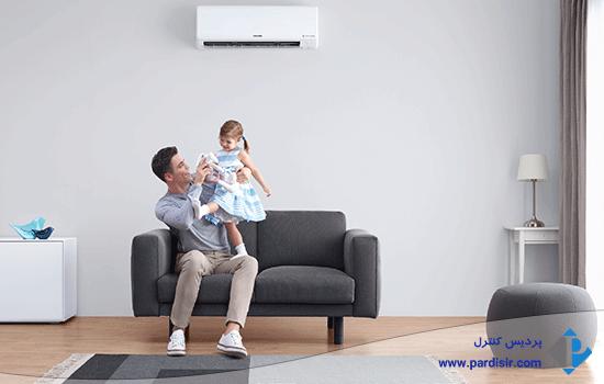 کاهش هزینه های برق مصرفی کولر گازی